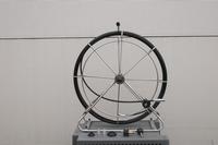 Haspel schoorsteenveger glasvezel, 30 m - Ø 9,5 mm (wit)  per stuk