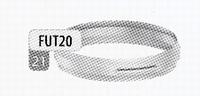 Klemband, diameter 125 mm  Ø125mm