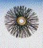 Nylon ragebol, rond Ø 250 mm per stuk