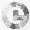 Kraag: stormkraag, diameter 130 mm Ø130mm