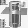 Vertrekplaat dubbel/dubbel, diameter 130 mm Ø130mm
