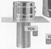 Vertrekplaat, diameter 130 mm Ø130mm
