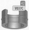 Aansluitstuk: multi-doeleind, diameter 130 mm Ø130mm