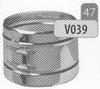 Klemband, diameter 130 mm Ø130mm