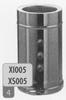 360 mm Element + 3 test aansluitingen, diameter 150 mm Tisend DW/pst