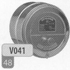 Trekregelaar RVS (inox) voor Profinorm, diameter 300 mm DW/p.stuk