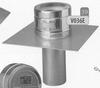 Vertrekplaat: versterkte vertrekplaat (3mm), diameter 300 mm DW/p.stuk